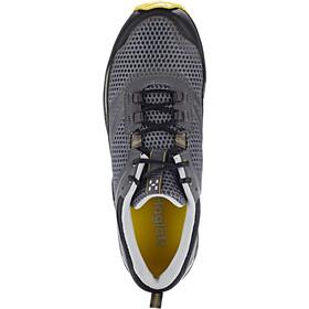 Haglöfs Gram Trail Chaussures Femme, magnetite/frozen yellow